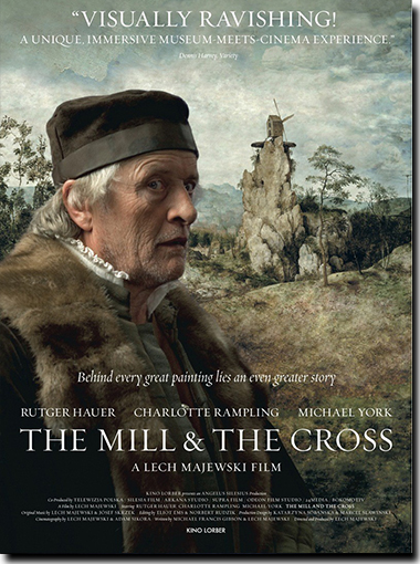 Mill and the Cross poster